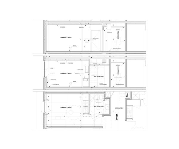 cr teil a19 architecture. Black Bedroom Furniture Sets. Home Design Ideas